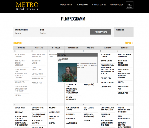 Metrokino